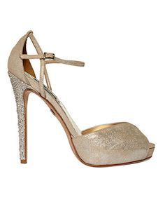 Badgley Mischka Shoes, Violetta Evening Platform Sandals - Sandals - Shoes - Macy's