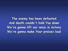 ▶ Shout Unto God (Worship Video w/ Lyrics) - YouTube