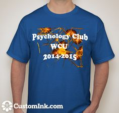 6d562076 16 Best Psych Club Tshirt Designs images in 2014   Psych, Psychology ...