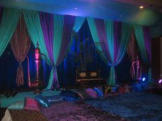 arabian night wedding   Arabian Nights themed wedding event -