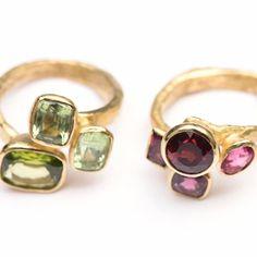 Disa Allsopp rings