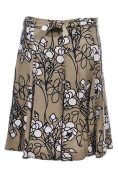 #FilippaK #skirt #rock #flowerprint #fashion #designerslothes #vintage #secondhand #onlineshopping #mymint