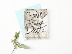 Giveaway: Win Custom Save The Dates From Basic Invite