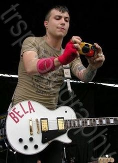 My Chemical Romance ~ Frank Iero