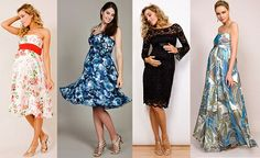 Vestidos de fiesta para embarazadas ¡Haz click en la imagen para ver más! Strapless Dress, Prom Dresses, Formal Dresses, High Low, Pregnancy, Two Piece Skirt Set, Skirts, Haruki Murakami, Victoria