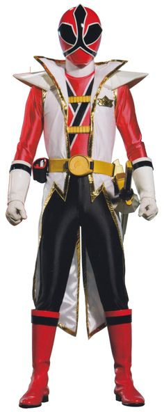 I searched for power rangers super samurai red ranger images on Bing and found this from http://powerrangers.wikia.com/wiki/File:Prs-superred.png