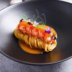 Chefs, Gourmet Recipes, Cooking Recipes, Gourmet Foods, Dinner Recipes, Gourmet Food Plating, Chef Cuistot, Food Plating Techniques, Lobster Pasta