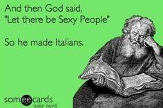 Italian men are so adorable