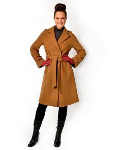 InAvati Coat for $165 at Modnique. Start shopping now and save 68%. Flexible return policy, 24/7 client support, authenticity guaranteed
