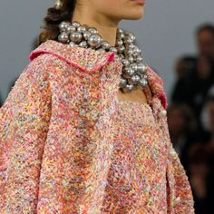 chanel Tweed: Nobody does it like Chanel