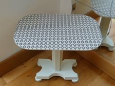 Lovely Solid Wooden table - £34