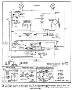 Wiring Diagram For A Ford Tractor 3930 - The Wiring ...