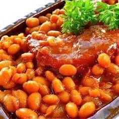 Boston Baked Beans - Allrecipes.com