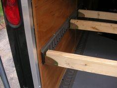 enclosed trailer ideas   ideas for enclosed trailer/sleeping