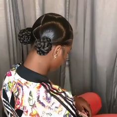 Hair Ponytail Styles, Weave Ponytail Hairstyles, Sleek Ponytail, Baddie Hairstyles, Black Hairstyles, Girls Natural Hairstyles, Natural Hair Styles, Natural Hair Updo, Braids For Black Hair