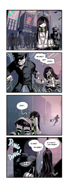 The Crawling City :: Episode 35 - Fast Food | Tapas - image 1
