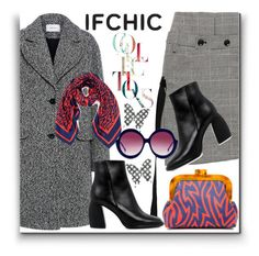 """Ifchic style!"" by jelena-880 ❤ liked on Polyvore featuring Marissa Webb, Carven, TIBI, Karen Walker, ifchic and worldwideshipping"