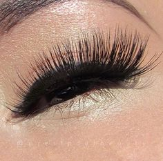 Full and fluffy! This is how your lashes should look!  Featured lash is faux mink in MAGIC CITY.  See more lashes at BATLASHCO.COM  #makeup #nails #contour #lashes #limecrime #glam #wedding #bridalmakeup #minklashes #crueltyfree #silklashes #eyeshadow #ky