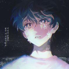 boy, art and anime image on We Heart It