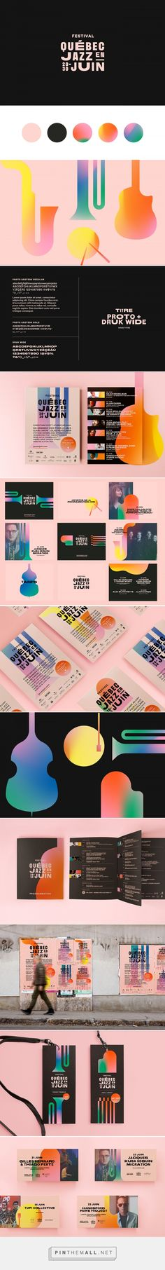 Best Brand Identity Designs Of The Week 12 – Graphic Design Inspiration Beste Markenidentitätsdesigns der Woche 12 – Grafikdesign-Inspiration Graphisches Design, Logo Design, Media Design, Label Design, Design Ideas, Corporate Event Design, Jazz, Brand Identity Design, Brand Design