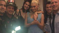 Kendall et Kylie Jenner ont eu droit à une belle frayeur