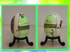 Tennis egg #tennis