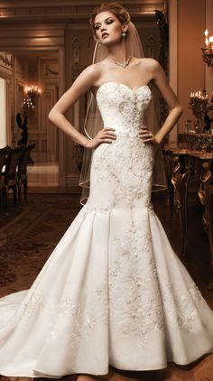 Casablanca Bridal Collection