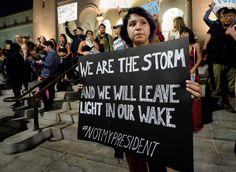 Ten of thousands in U.S. cities to protest Trump's presidency