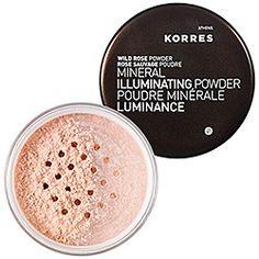 Korres - Wild Rose Mineral Illuminating Powder #SephoraColorWash