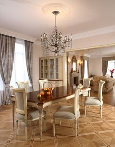 A Threetier Led Chandelier From The Minuta Collection  Ring Classy Crystal Dining Room Chandeliers Decorating Design