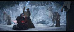 Star Wars ganz anders: Diese 25 spektakulären Bilder stellen das Star Wars-Universum komplett auf den Kopf