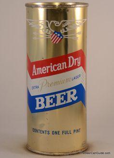 American dry beer