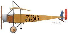 Morane-Saulnier L - 1915