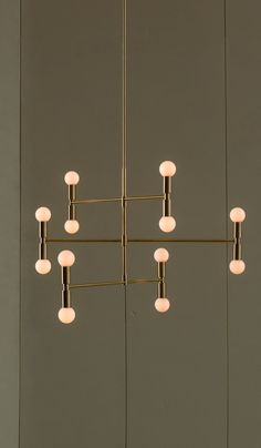 Lambert & Fils Dot 01 Atomium Pendant Lamp – Spartan Shop Pendant Lamp, Furniture Decor, Chandelier, Ceiling Lights, Lighting, Shop, Home Decor, Candelabra, Decoration Home