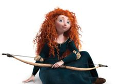 merida makeover | ... say when she heard about Merida getting the Disney princess makeover