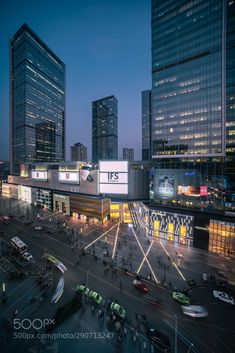 Facade Architecture, Contemporary Architecture, Landscape Architecture, Mall Facade, Retail Interior Design, Mix Use Building, Commercial Street, Shopping Malls, Dream City