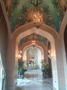 Atlantis The Palm, Dubai Atlantis, Dubai, Palm, Mansions, House Styles, Home Decor, Decoration Home, Manor Houses, Room Decor
