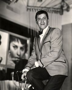 Califone worked with Jerry Lewis as a spokesperson in the 1950's and 1960's