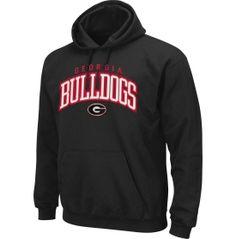 Section 101 Men's Georgia Bulldogs Black Cotton Hoodie - Dick's Sporting Goods