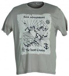 T-Shirt Uomo Taglie Oversize Max Fort | T-shirt | 23808 NERO