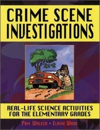 Crime Scene Investigations for Elementary School!  Now I'm thinking…Family Science Night!!!  Woo hoo!