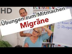Migräne // Übungen und was Sie dagegen tun können - YouTube