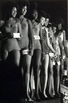 Harlem NYC 1963 , beauty pageant.  © Leonard Freed/Magnum Photos