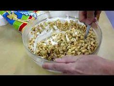 Cómo hacer corcho comestible