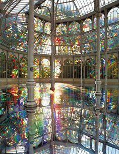 Crystal Palace - Madrid, Spain