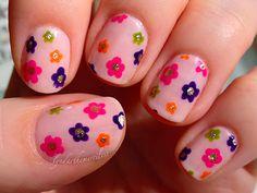 #Nails Art | #Beautiful Nails | http://qoileez.com/
