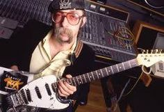 "Ask Jeff ""Skunk"" Baxter what his favorite guitar is and he will enthusiastically exclaim, ""My own! A Roland synth guitar made of plexiglass, with hand­wound Skunk­O­Sonic pickups."""
