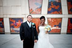 A very special and intimate backyard wedding at Harlem, NY.