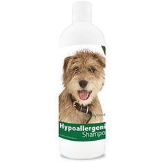 Healthy Breeds 1053-mutt-002 Mutt Hypoallergenic Shampoo, One Size/16 oz -- To check this awesome product by going to the link at the image. (This is an affiliate link and I receive a commission for the sales)