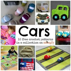Cars have been a popular plaything since the day they were invented – and you can crochet them too! I've put together a collection of free crochet car patterns – includes some accessories to make them even more fun! 10 Free Crochet Car Patterns Click on the names of the patterns you like to go [...]